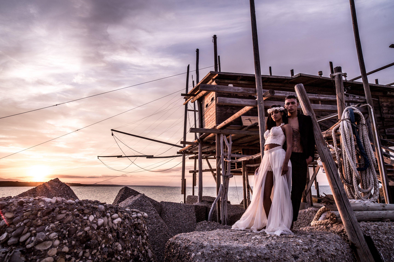 A.T. Moda Sposa - Startbild Sonnenuntergang